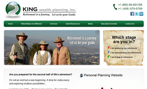San Jose website design