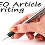SEO article writing plans