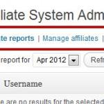 Affiliate System Integrations