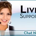 Live Support Chat Setup